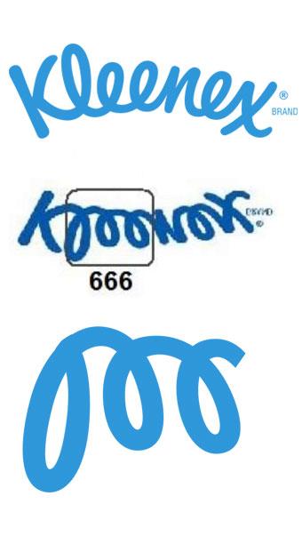 Kleenex 666.