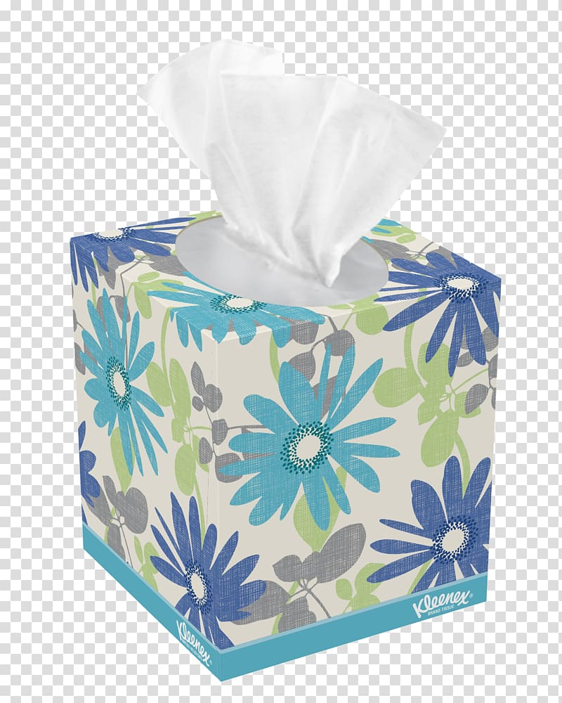 Facial Tissues Kleenex Paper Face Wet wipe, TISSUE transparent.