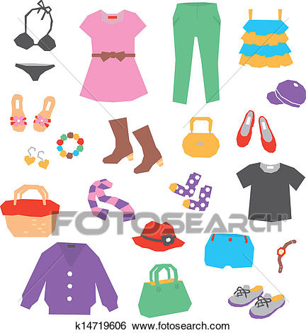 Kleidung clipart 7 » Clipart Station.