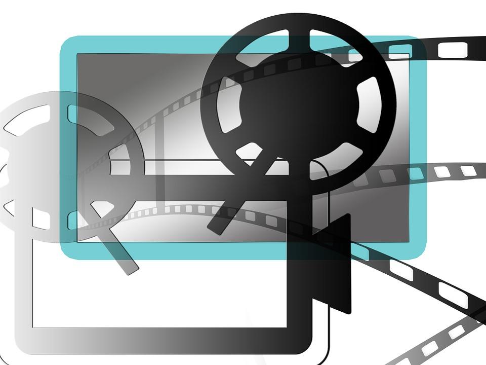 Free illustration: Movie Projector, Projector, Cinema.