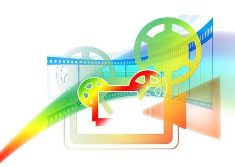 Slide, Film.