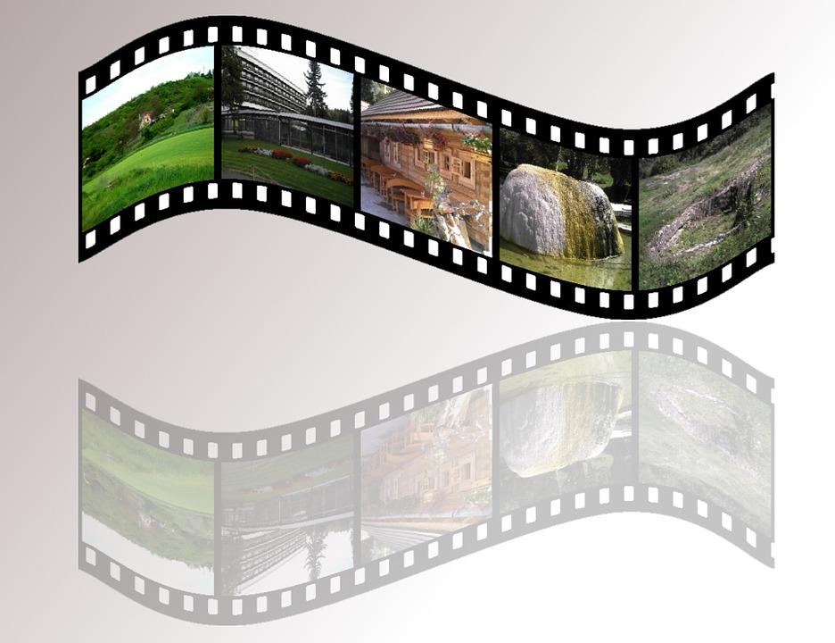 Free illustration: Kleinbild Film, Film, Filmstrip.