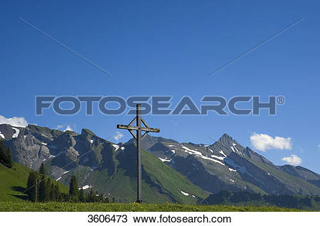 Stock Photo of Klewenalp, Alps, Switzerland 3606473.