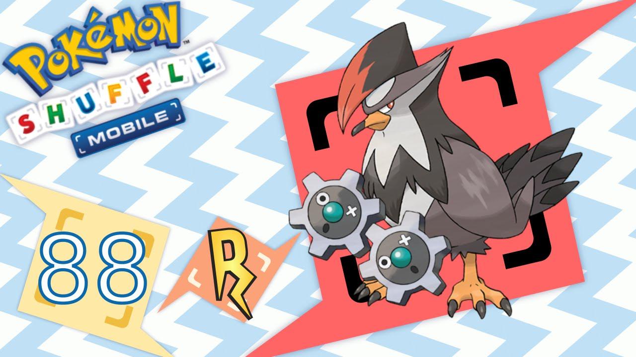 Pokémon Shuffle Mobile.