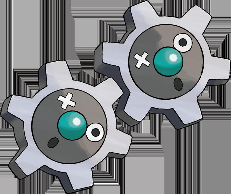 Pokemon 599 Klink Pokedex: Evolution, Moves, Location, Stats.