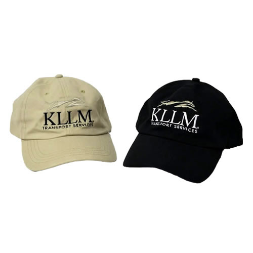 Embroidered Logo Hats.