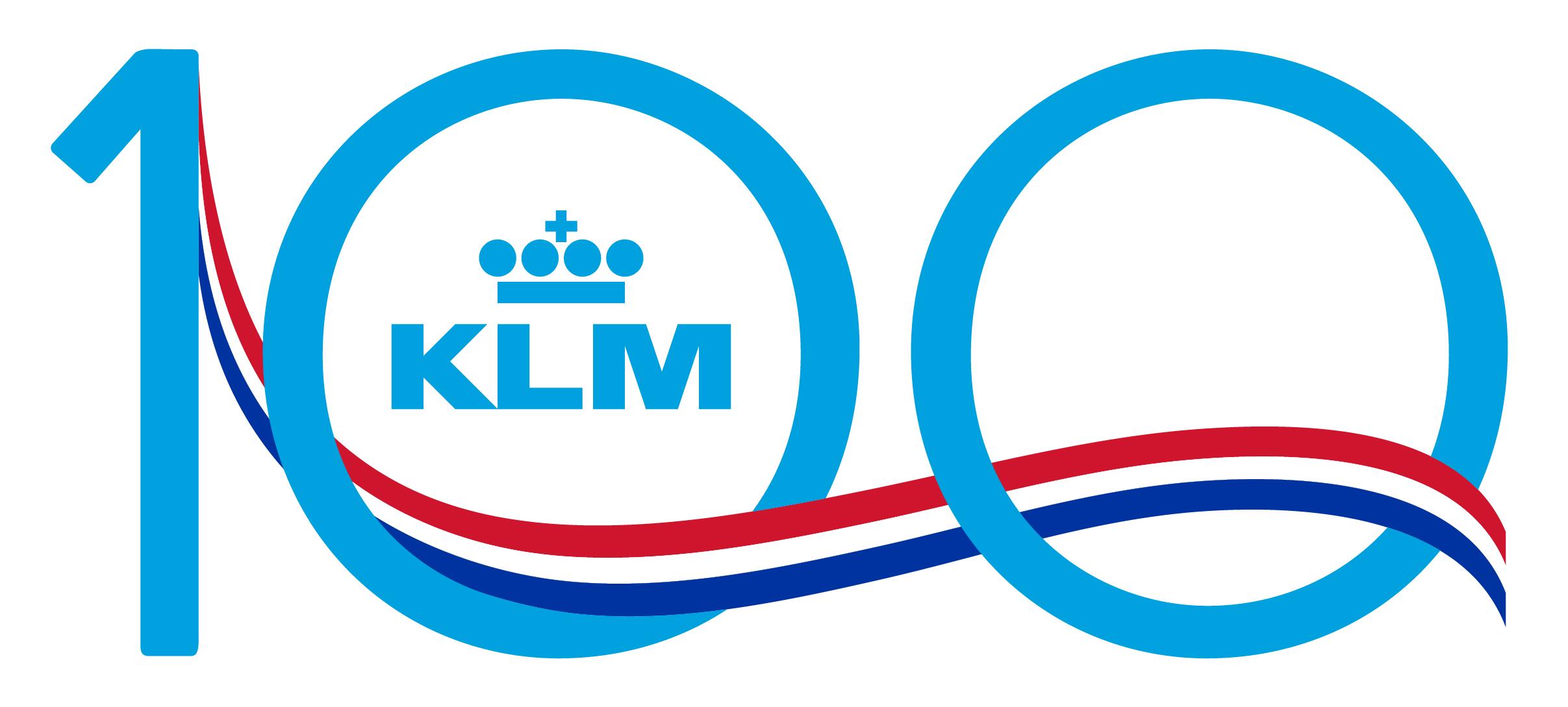 KLM 100: celebrate the future.