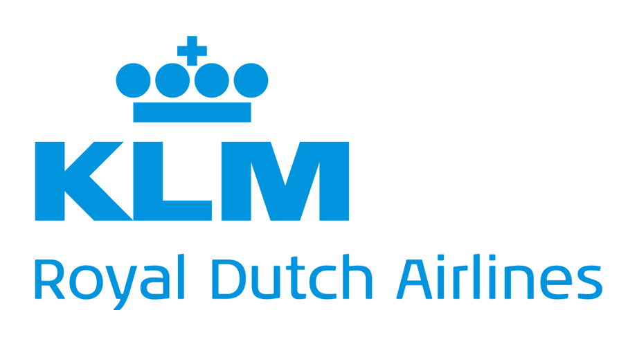 KLM Royal Dutch Airlines Logo Download.