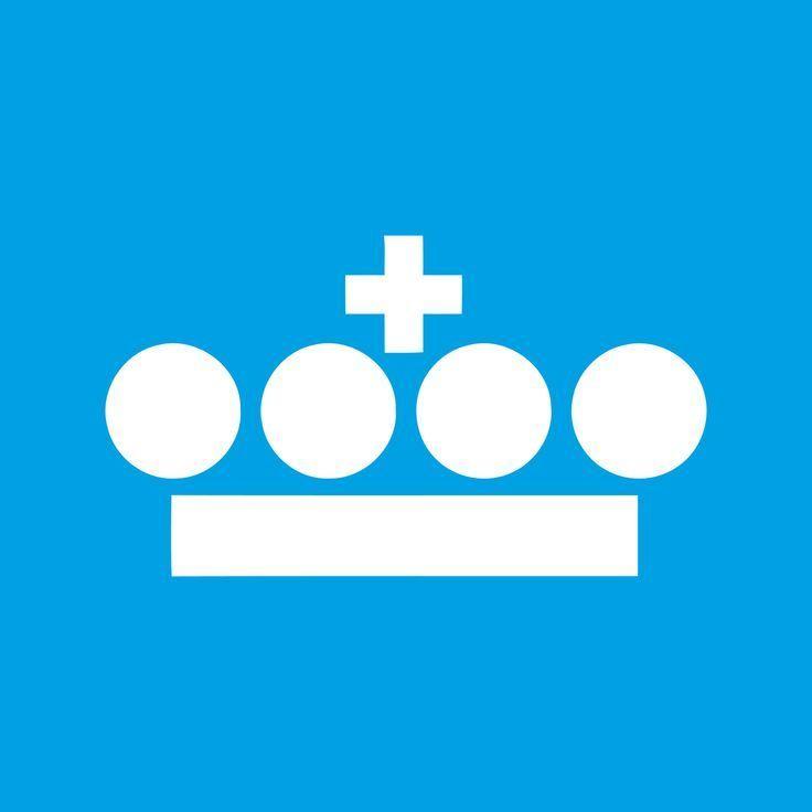 KLM Royal Dutch Airlines Logo.