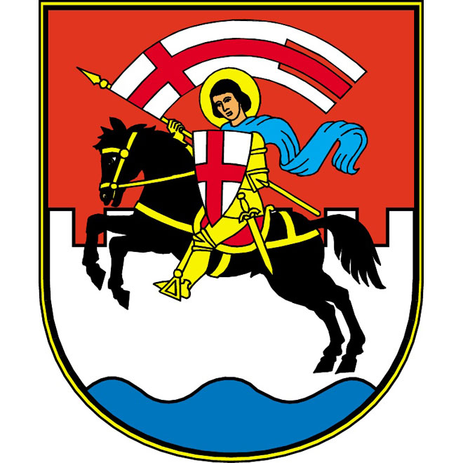 KLODZKO VECTOR COAT OF ARMS.