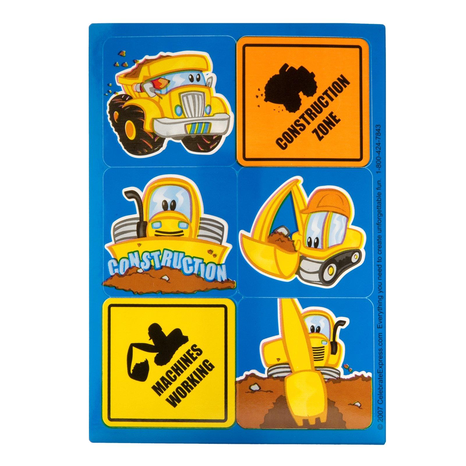 Construction Pals Clipart.