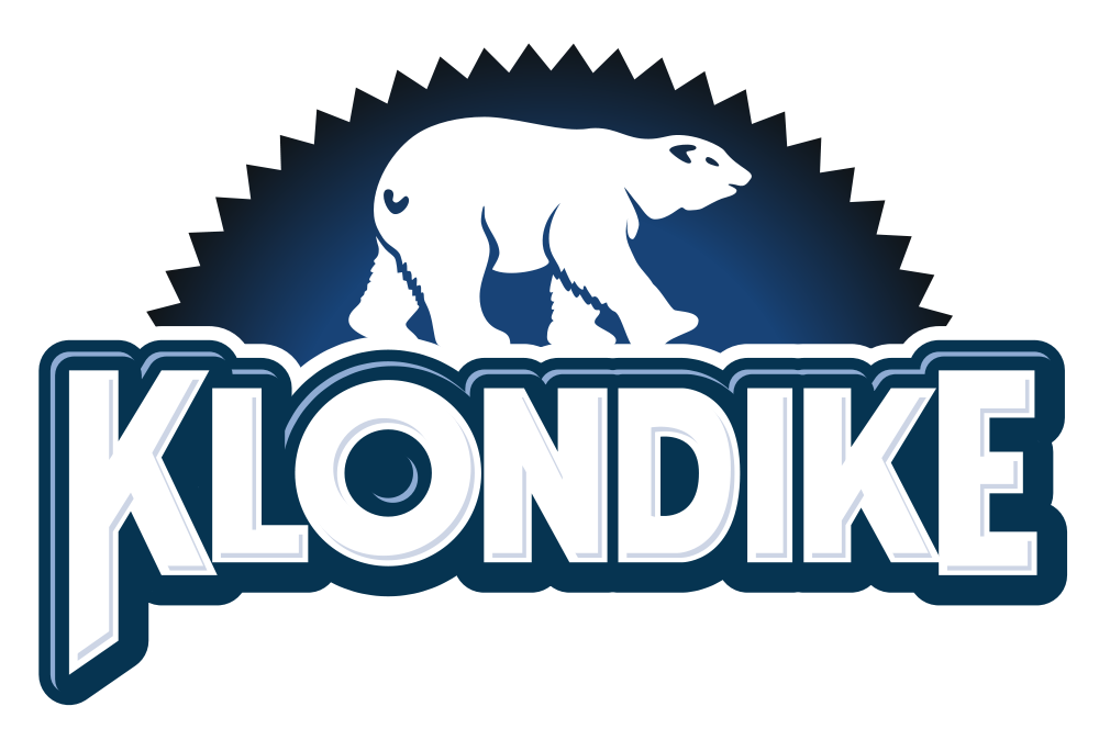 Klondike Ice Cream Logo.