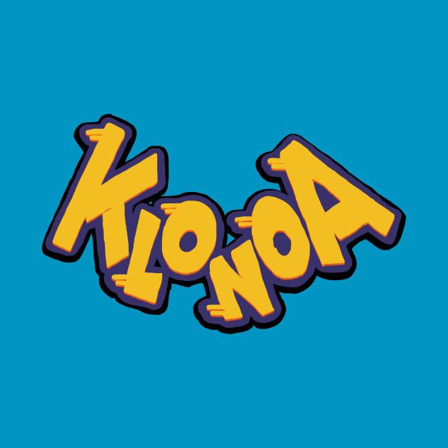Klonoa Logo Remake.