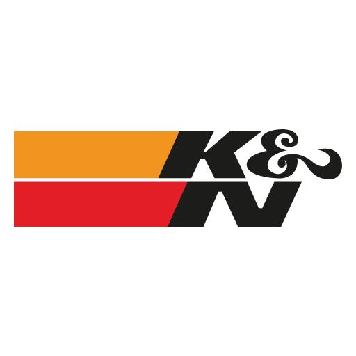 K&N logo vector download.