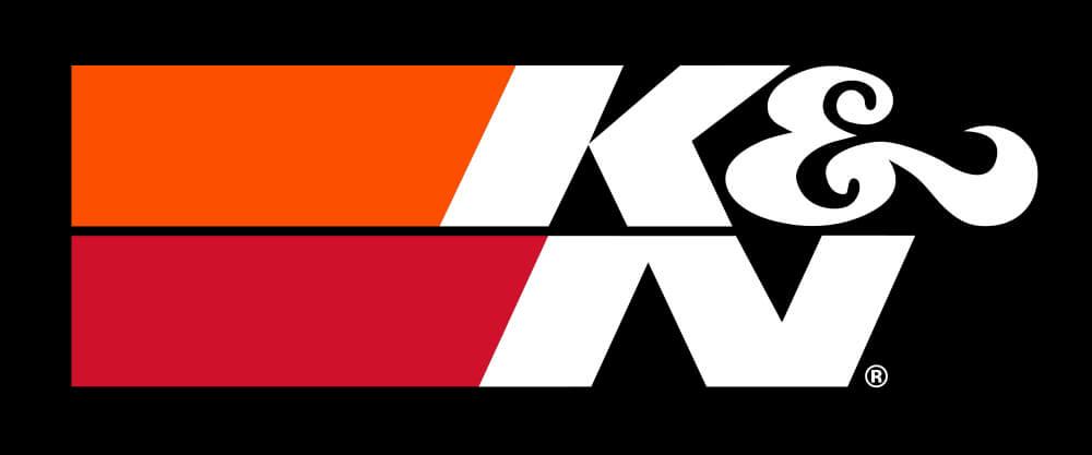 K&N Logo.