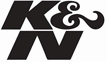 Amazon.com: Crazy Discount Vinyl Sticker Decal K&N KN.