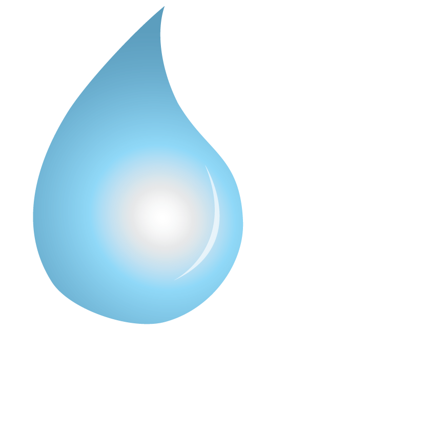 Water Droplet Outline.