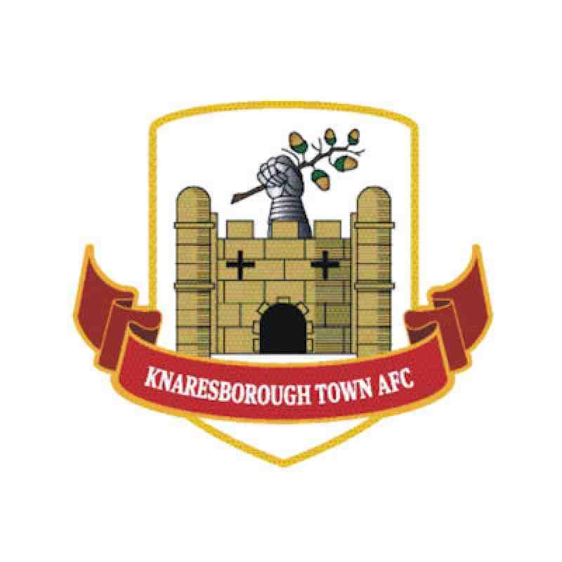 Knaresborough Town 1st Team.