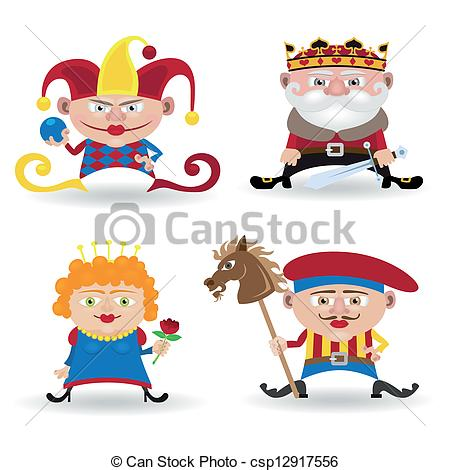 Knave Clipart and Stock Illustrations. 128 Knave vector EPS.