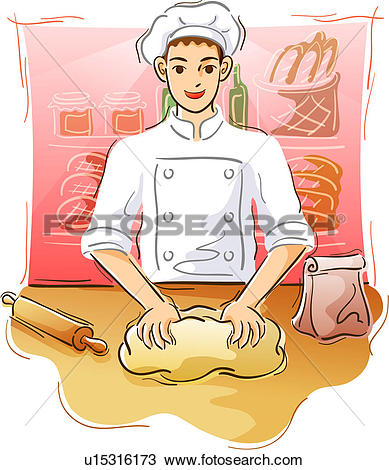 Kneading Illustrations and Clipart. 74 kneading royalty free.