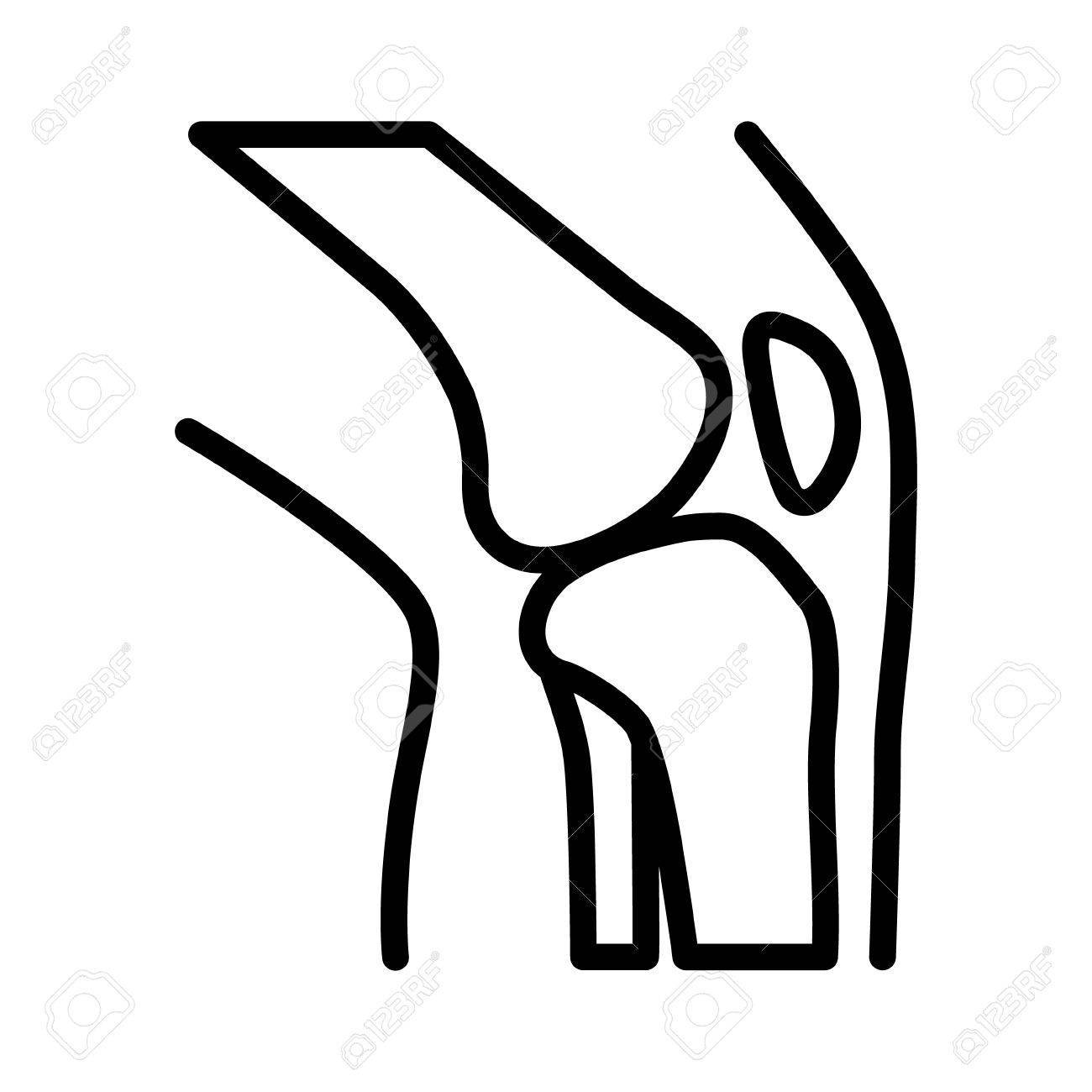 Knee joint clipart 9 » Clipart Portal.