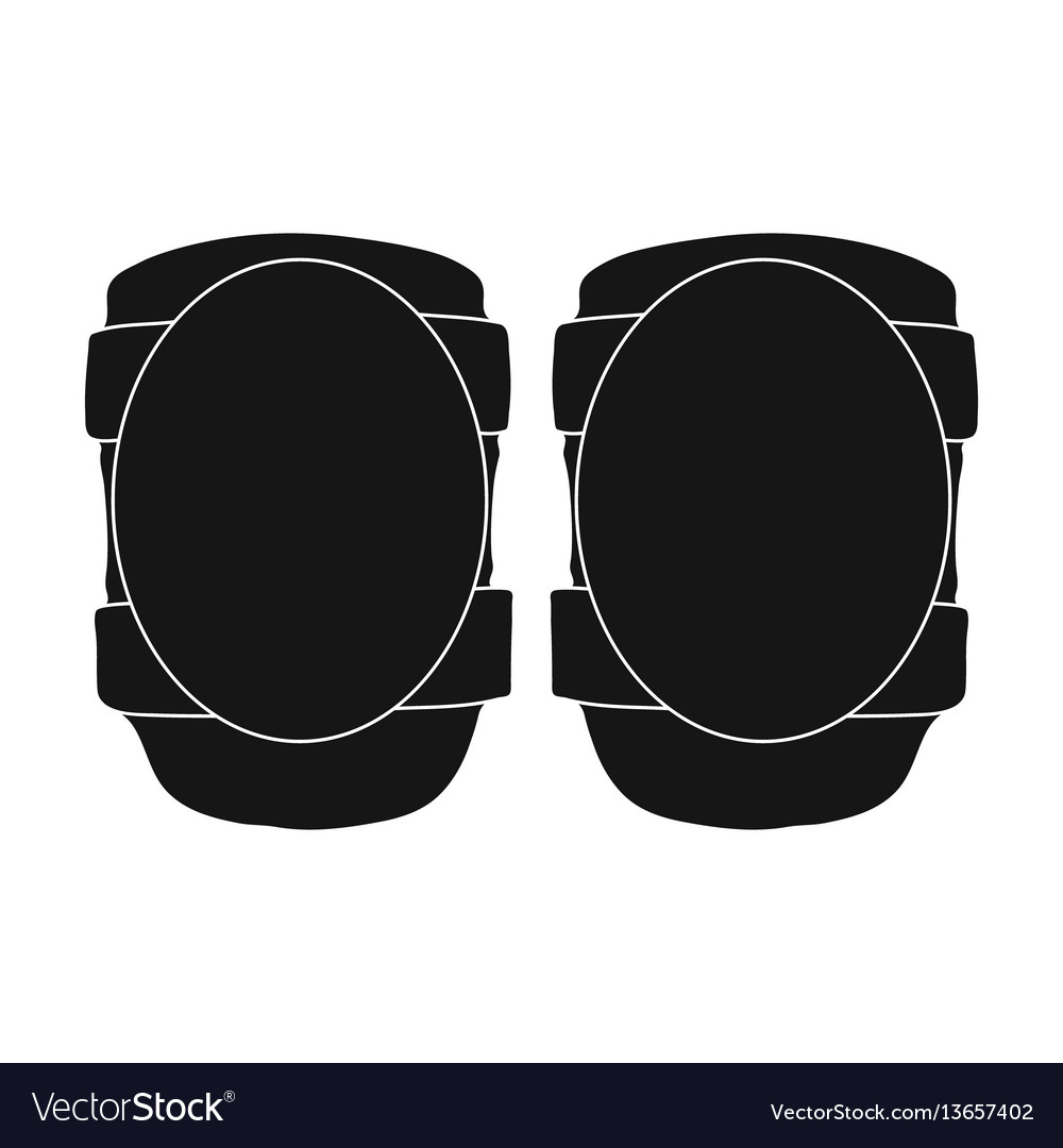 Protective knee pads for cyclists protection for.