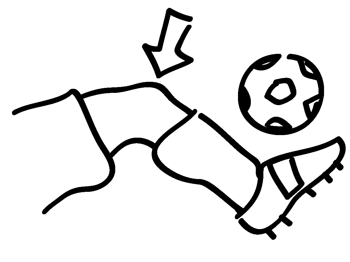 Knees Clipart.