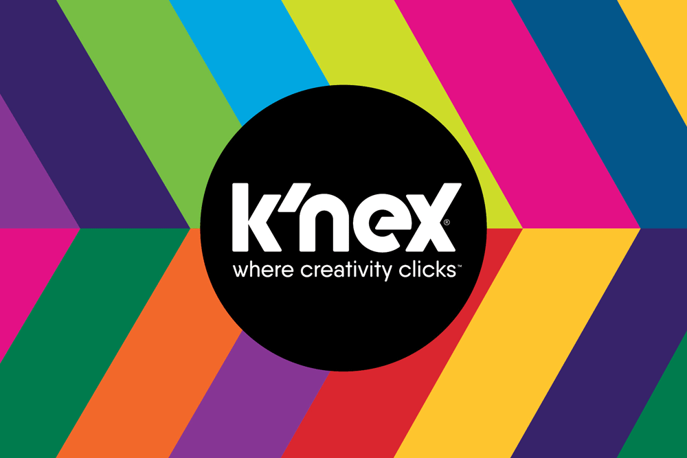 Brand New: New Logo and Identity for K\'NEX by Solidarity of.