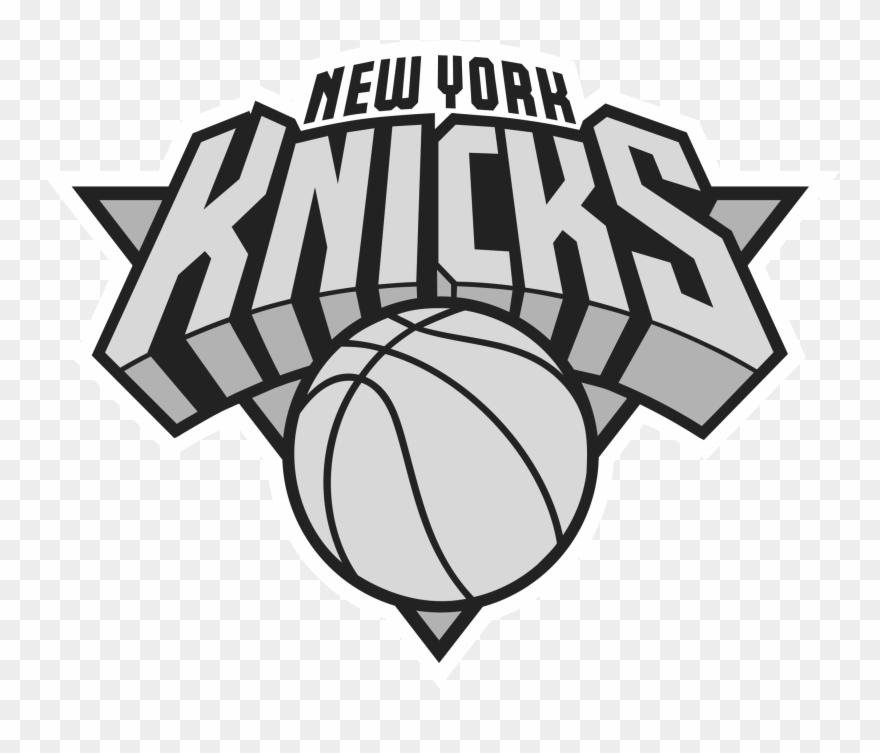 New York Knicks Decal Clipart (#1433049).