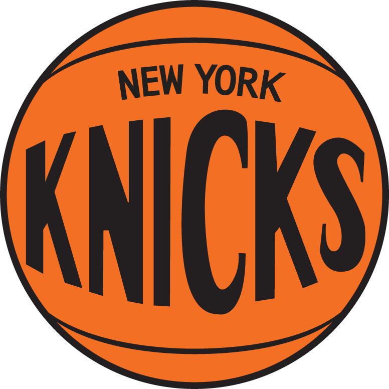 New York Knicks Alternate Logo 1969.