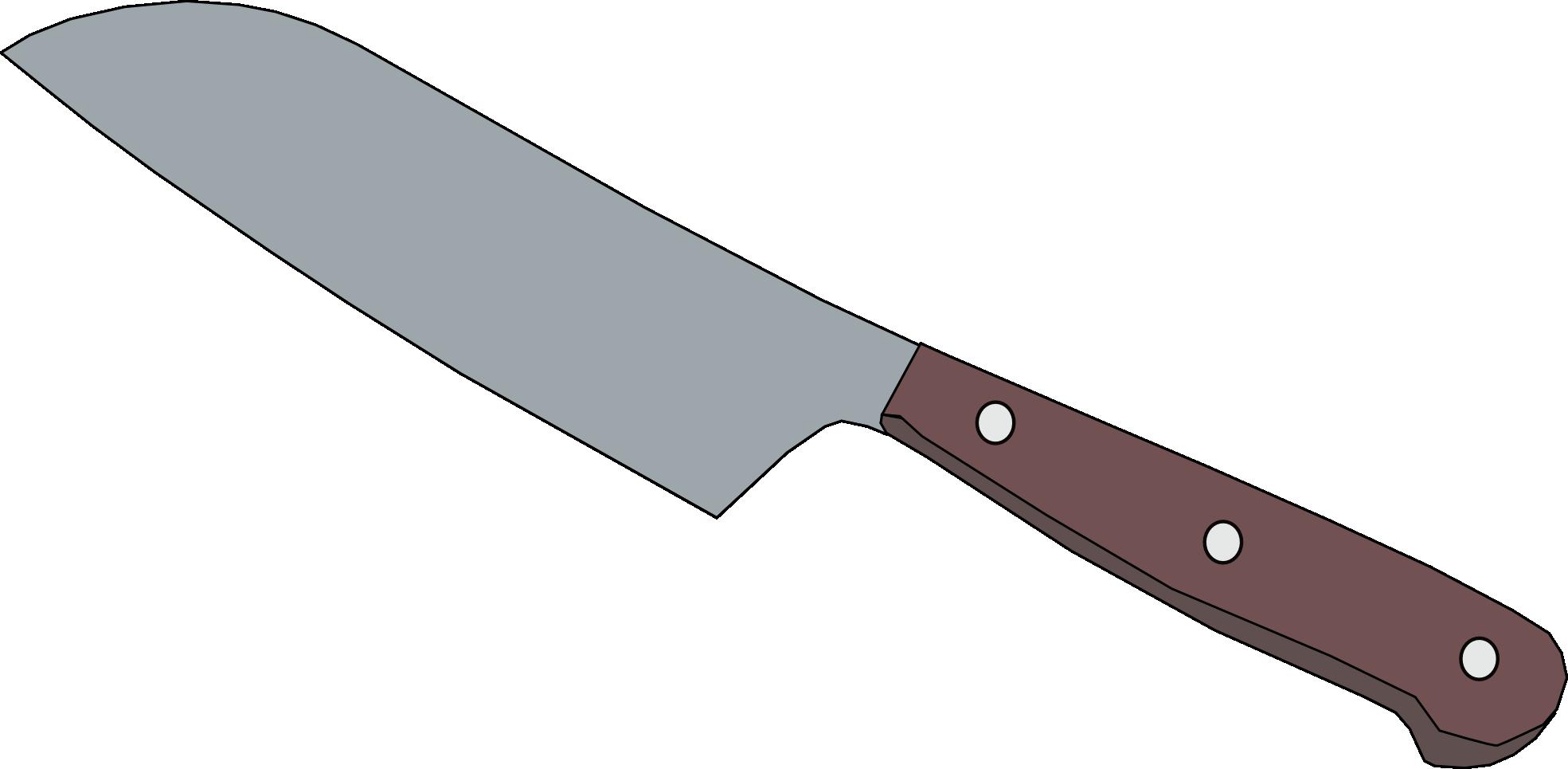 Knife Clip Art.