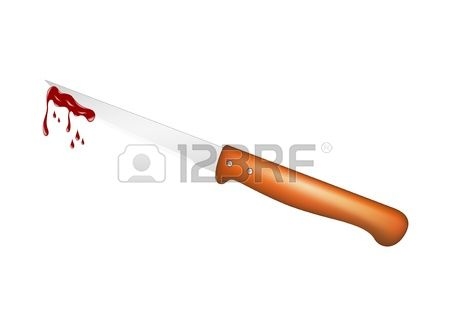 303 Bloody Knife Stock Vector Illustration And Royalty Free Bloody.