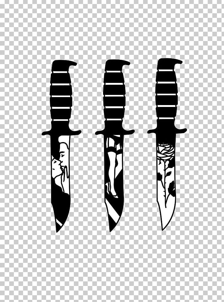 Knife Tattoo Flash Blade Design PNG, Clipart, Free PNG Download.