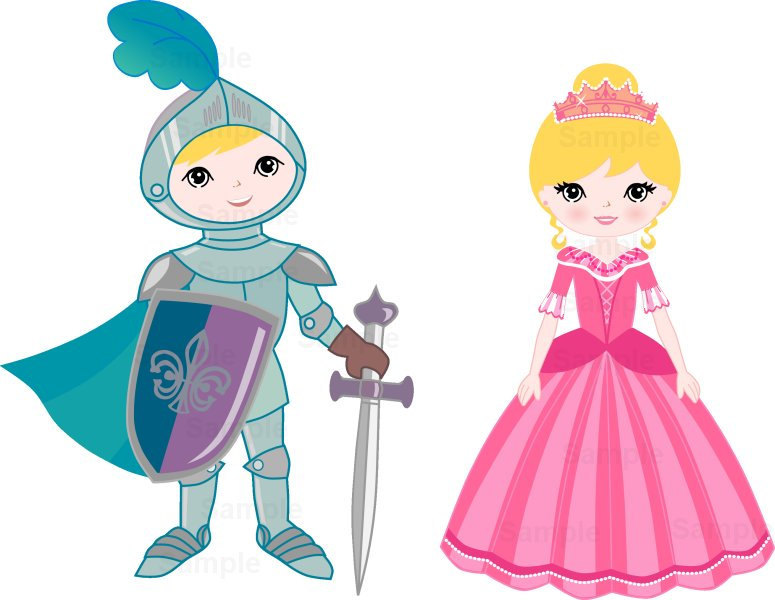Princess And Knight Clipart at GetDrawings.com.