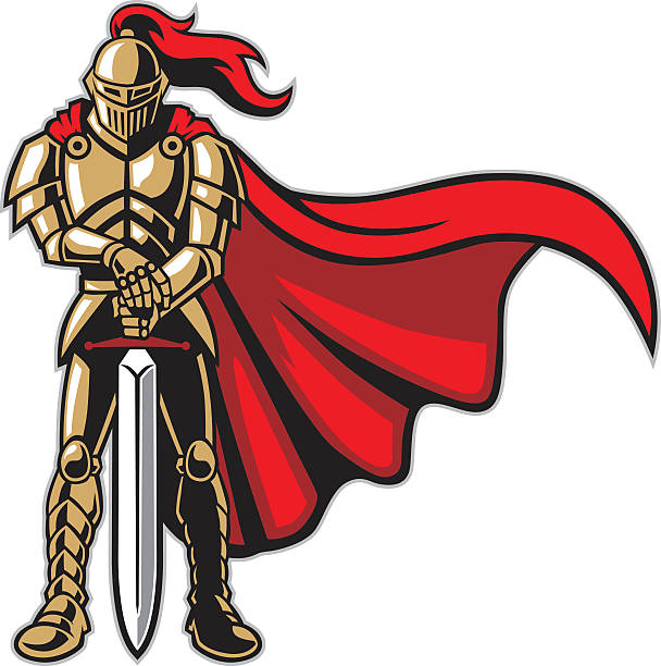Knight in armor clipart 4 » Clipart Station.
