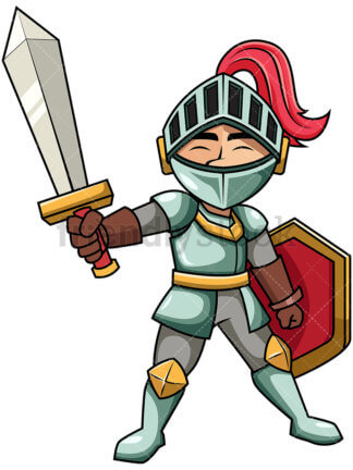 knight Clipart.