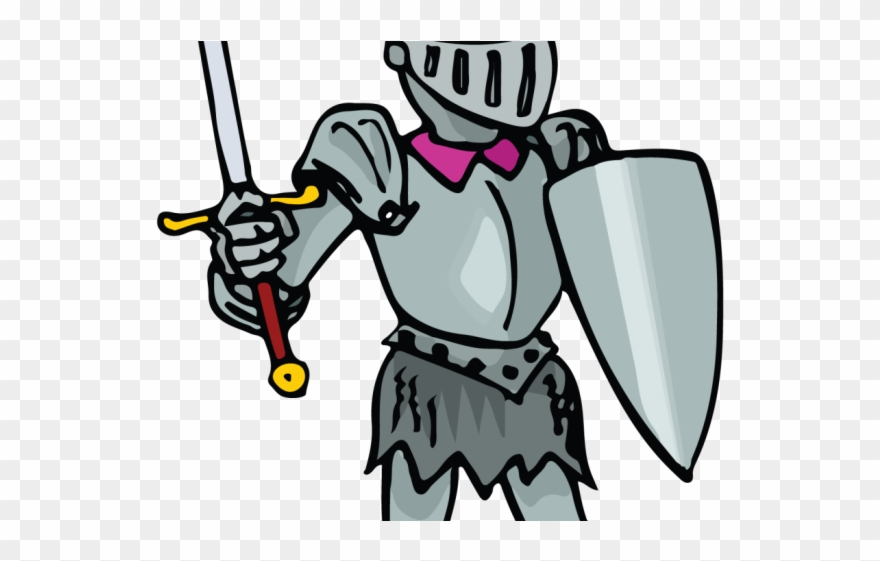 Knight Clipart Armored Knight.