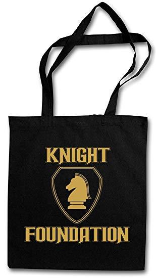 Amazon.com: Urban Backwoods Black Knight Foundation Logo.