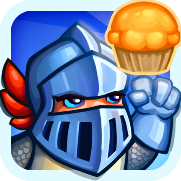 Muffin Knight Android Game Review.