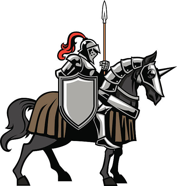 Knight clipart 2 » Clipart Station.