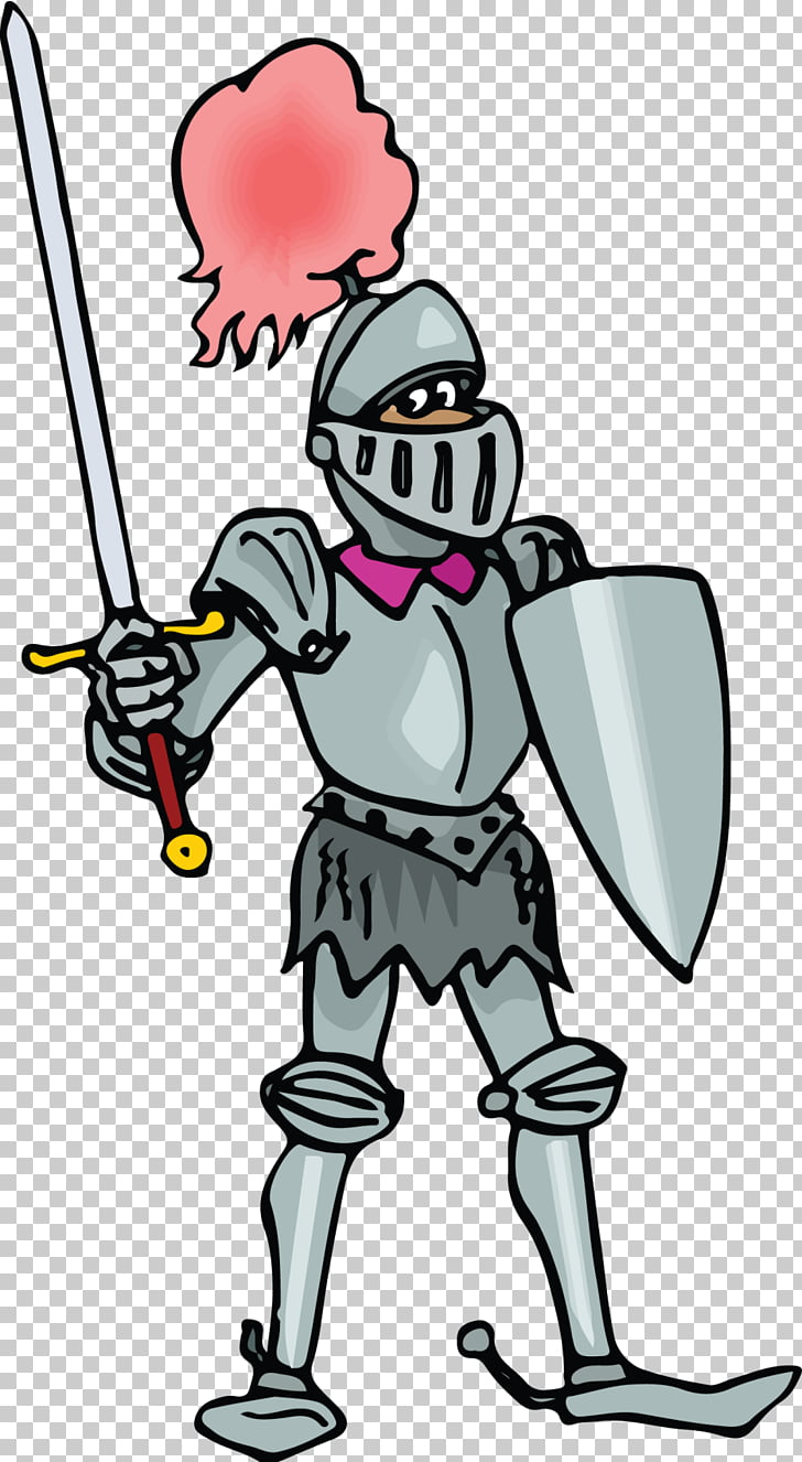 Knight Middle Ages , medival knight PNG clipart.