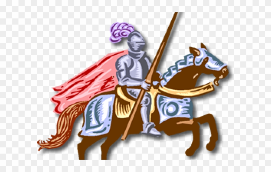 Knight In Shining Armor Clipart.