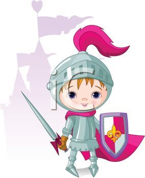 Cute Little Knight in Shining Armor in 2019.