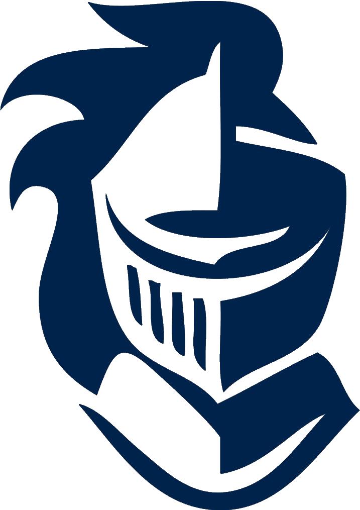Knight Head Logo Clipart.