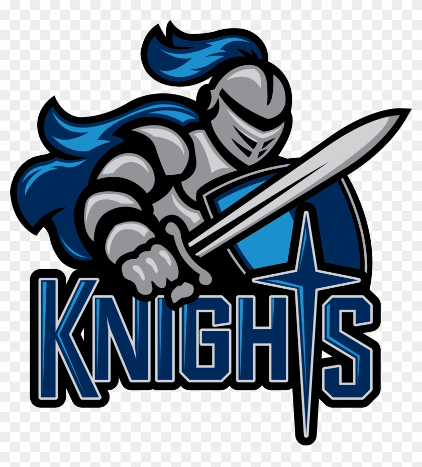 Vector Knight Horse Logo.
