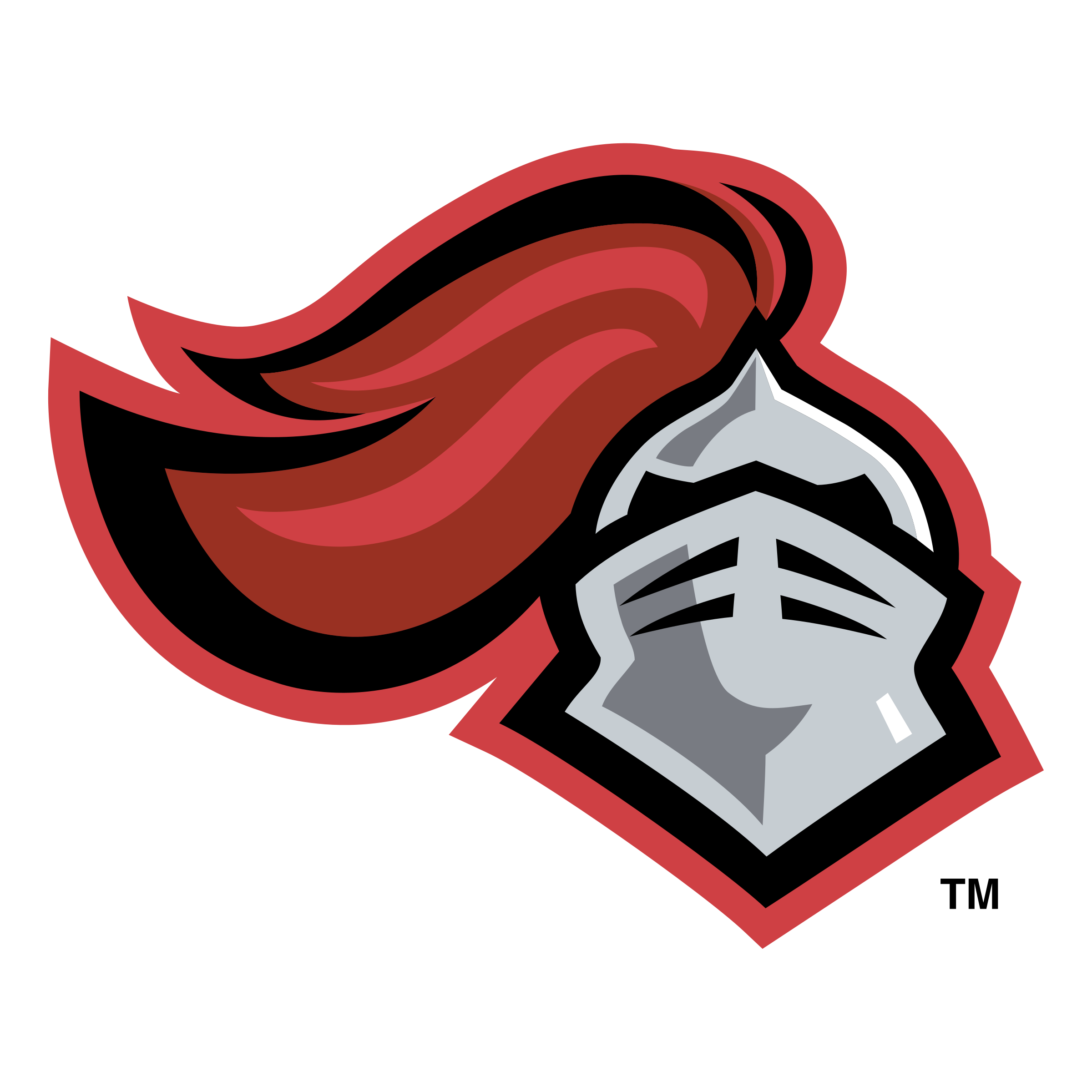 Rutgers Scarlet Knights Logo PNG Transparent & SVG Vector.
