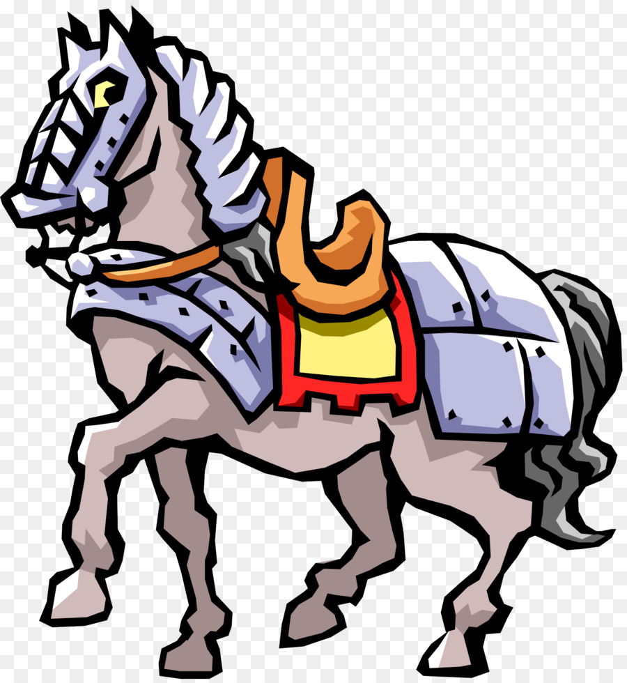 Knight clipart horse, Knight horse Transparent FREE for.