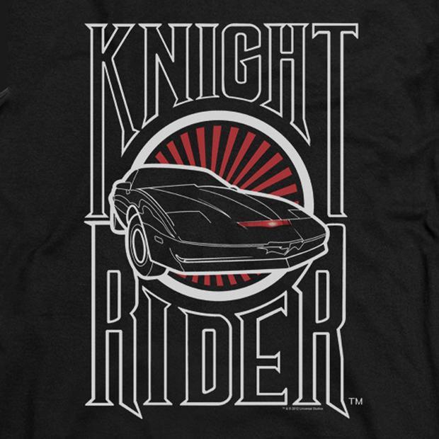 Knight Rider Logo Tank Top.