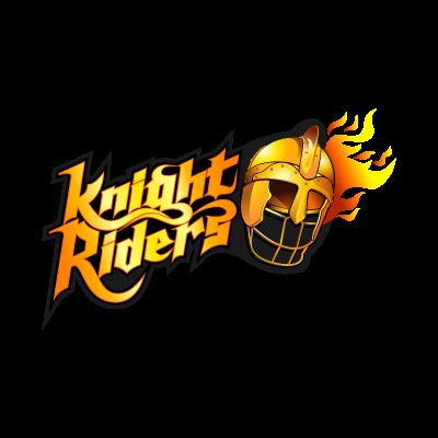 Kolkata Knight Riders vector logo.