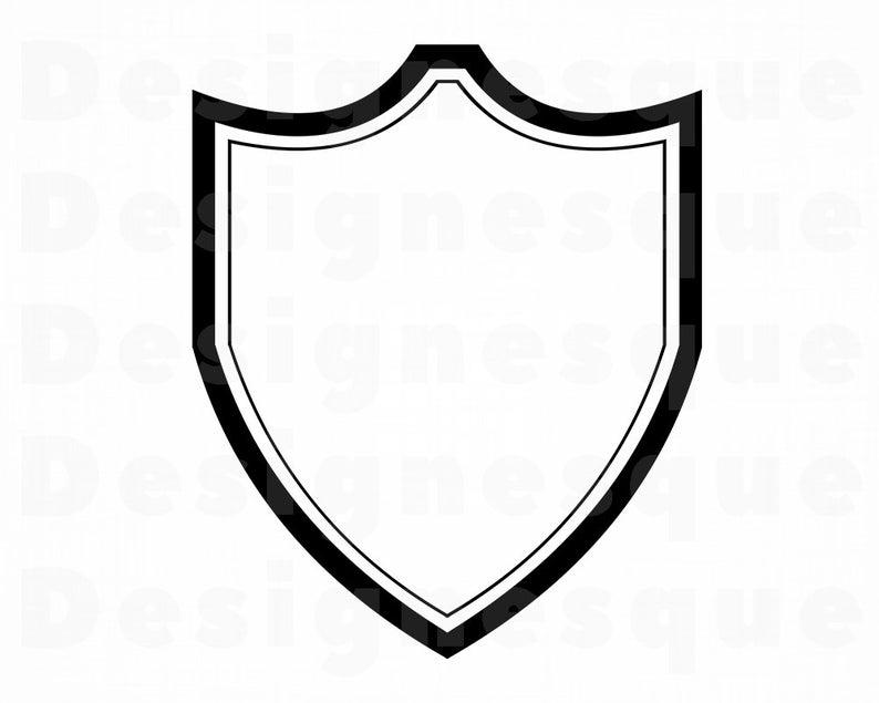 Shield #4 SVG, Shield SVG, Armor, Knight, Shield Clipart, Shield Files for  Cricut, Shield Cut Files For Silhouette, Dxf, Png, Eps, Vector.